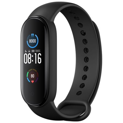 Xiaomi Smart Mi Band 5 Black XMSH10HM (Global Edition)  2 ΧΡΟΝΙΑ ΕΓΓΥΗΣΗ