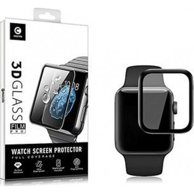 Mocolo 3D Tempered Glass Black (Apple Watch 44mm)